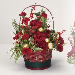 Premium Yuletide Greetings Basket